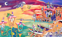 Figlio della Luna - Biennale Arte Venezia von nacasona