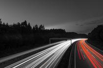 Autobahn von Björn Winter