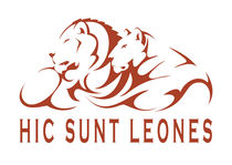 Hic sunt leones by William Rossin