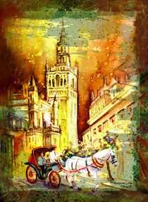 Sevilla Authentic Madness von Miki de Goodaboom