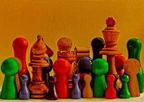 Spielfiguren antik und modern von Gisela Peter