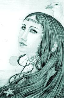 Meerjungfrau by dreamtimeart