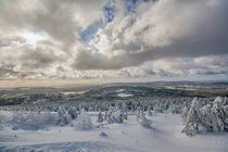 Winterlicher Brocken by Sebastian Holtz