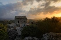Burgkapelle in der Gallura by Bruno Schmidiger