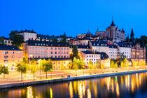 Stockholm 03 von Tom Uhlenberg