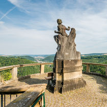 Schloss Dhaun-Prometheus von Erhard Hess