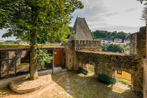 Schloss Dhaun-Innenhof 7 by Erhard Hess