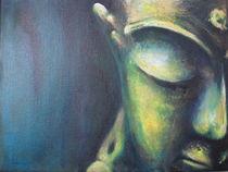 Buddha Petrol von Michael Ladenthin