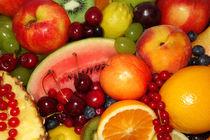 Frisches Obst, gemischt by darlya