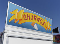 churros sign booth by lsdpix