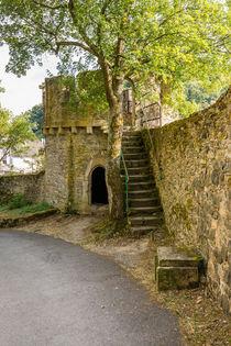 Schloss Dhaun-Wehrturm von Erhard Hess