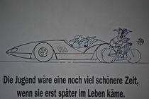 Zeit der Jugend... von loewenherz-artwork