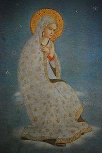holy mary... von loewenherz-artwork