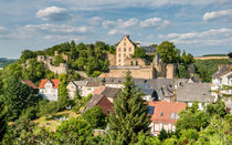 Schloss Dhaun 13 von Erhard Hess