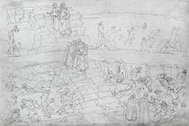 Dante und Vergil  von Sandro Botticelli