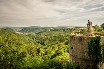 Schloss Dhaun-Prometheus 9 von Erhard Hess