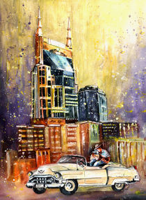 Nashville Authentic von Miki de Goodaboom