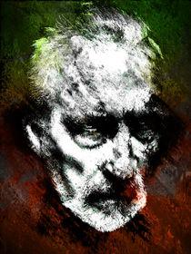 Christopher Lee by Richard Rabassa