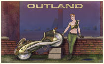 Outland by Peter White