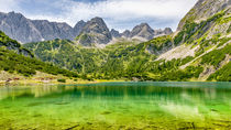 Seebensee | Bergsee - Panorama by brixhood