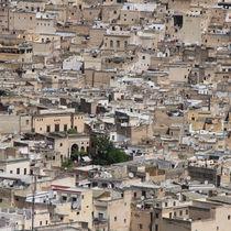 Medina Marokko I by Sandra Fried