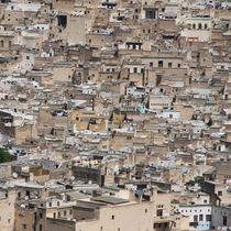 Marokko Medina II von Sandra Fried