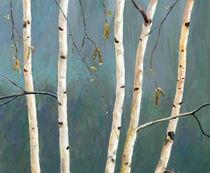 Birch Trees by Ilgvars Rauda