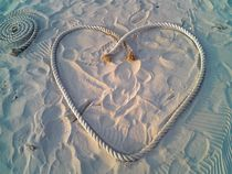 Heart on the Beach - Herz am Strand 3 von detiart