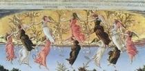 Mystic Geburtskirche  von Sandro Botticelli