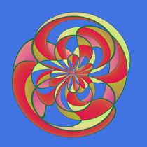 Geometric distortion von Gaspar Avila