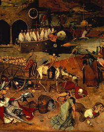 Der Triumph des Todes, c.1562  von Pieter Brueghel the Elder