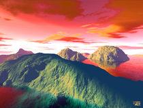 Am Horizont by Norbert Hergl