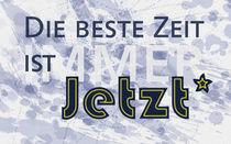 Die beste Zeit ... by Hans-Georg Fischenich