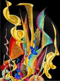 Flowers Dreams by Nico Bielow by Nico  Bielow