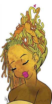 NATURALLY LOVING HAIR by Kita  Parnell