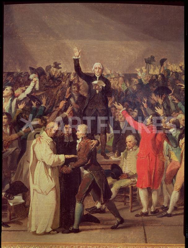 Französische Revolution Ballhausschwur