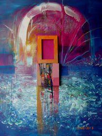 Blue nigt by AVDIA AVRUMUTOAE