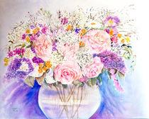 Blumenstrauß by Irina Usova