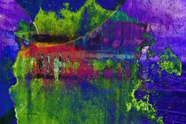 Rainbow People von Randi Grace Nilsberg