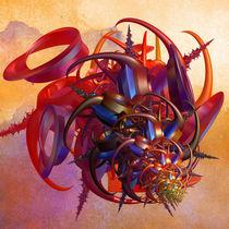 Sci-fi insect by Gaspar Avila