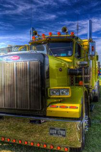 Peterbilt American Truck by David Pyatt