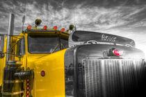 Peterbilt American Truck von David Pyatt