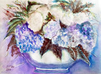 Hortensie by Irina Usova