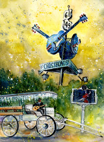 Clarksdale Authentic von Miki de Goodaboom