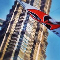 A Kite Flying in Shanghai by Jay  Speiden