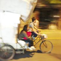Shanghai Peddler Family by Jay  Speiden