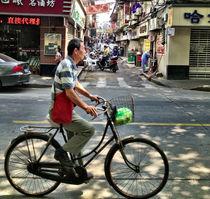 Shanghai Cyclist von Jay  Speiden