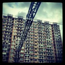 Shanghai Apartment Blocks by Jay  Speiden