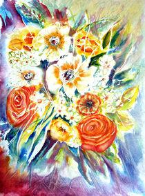 Blumenstrauß von Irina Usova