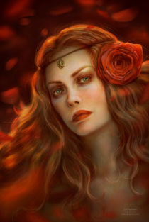 Once Upon a Rose by Isis Sousa